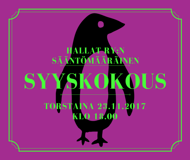 SYYSKOKOUS
